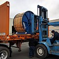 Umbilical cable delivery